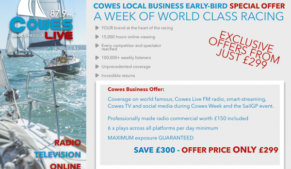 Local Business Early Bird Offer